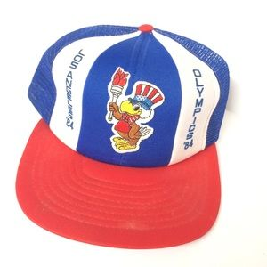 1984 Olympics Hat